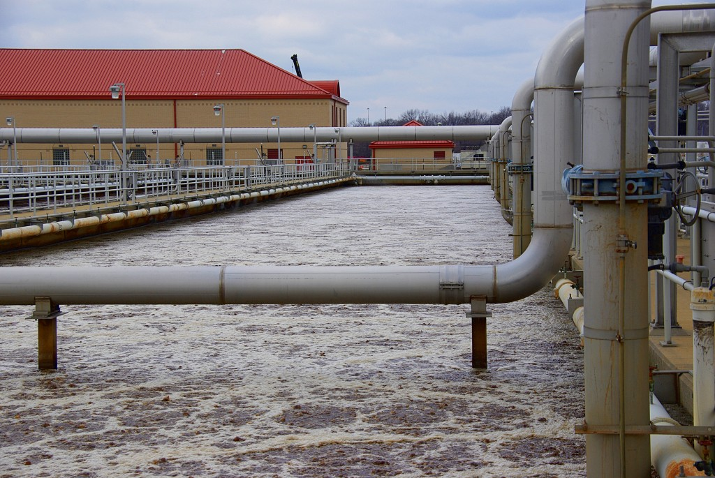Wastewater_bubbling